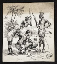 Image of [How to Civilize Cannibals] - Rahn, A. D., 18??-19??
